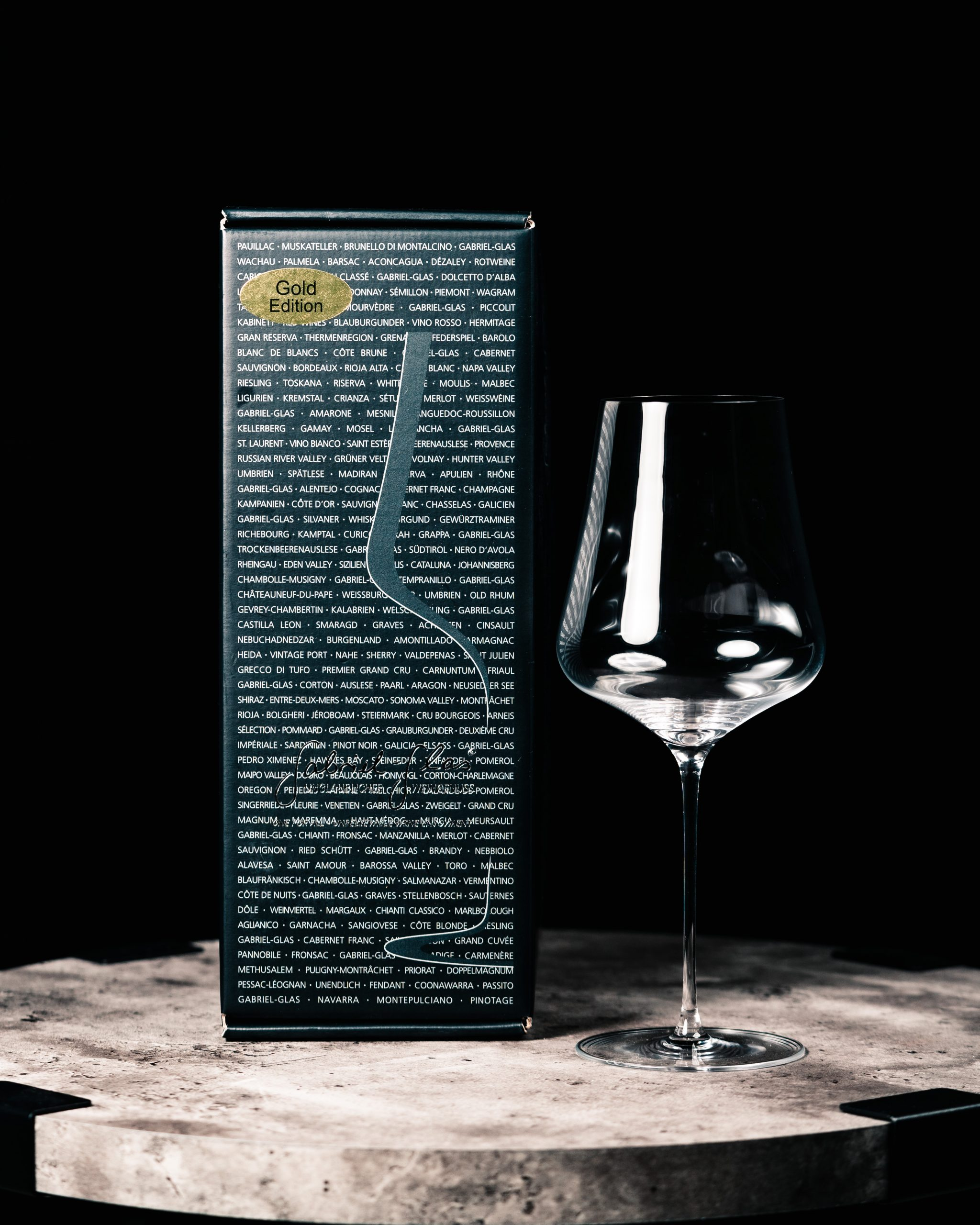 Universal Wine Glass - The Only Stemware You'll Ever Need